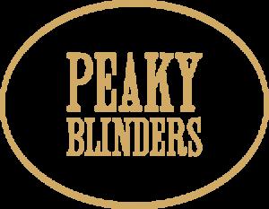 Logo Peaky Blinders Food Court